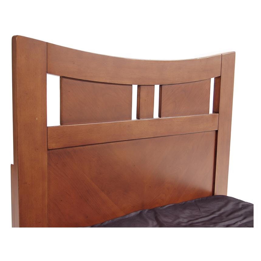 Village Craft Twin Captain Bed w/ Bunkie Board  alternate image, 4 of 7 images.