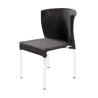 Gerald Black Chair