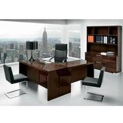 Pisa Executive Desk Made in Italy  alternate image, 2 of 6 images.