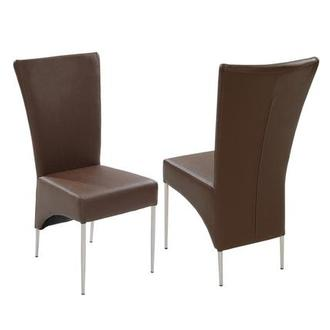 T-Brown Side Chair