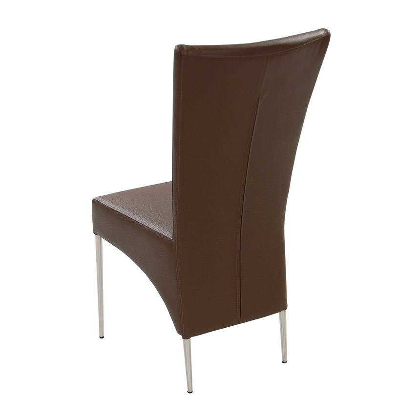 T-Brown Side Chair  alternate image, 3 of 6 images.