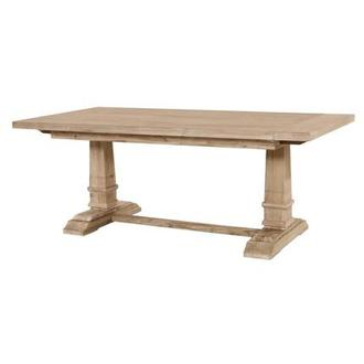 Hudson Natural Extendable Dining Table