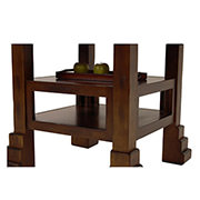 Santa Fe 5-Piece Casual Dining Set  alternate image, 8 of 17 images.