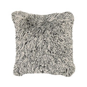 Crys White/Black Accent Pillow  main image, 1 of 3 images.