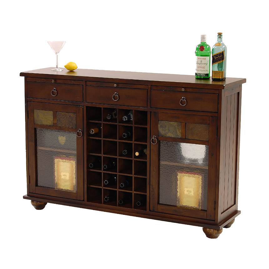 Lovely Santa Fe Bar Cabinet Main Image, 1 Of 9 Images.