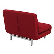 Iso Red Chair Bed El Dorado Furniture