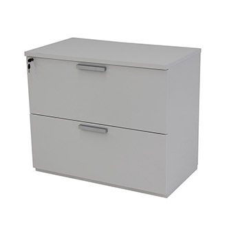 Sedona White Lateral File Cabinet Made In Italy