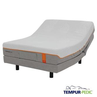 Contour Supreme Memory Foam Queen Mattress Set w/Ergo Premier Foundation by Tempur-Pedic