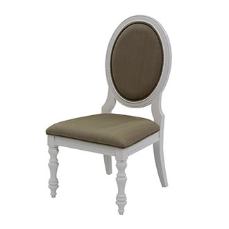 Sweet Pea White Chair