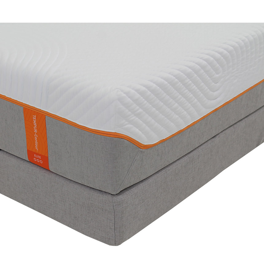 Contour Supreme Memory Foam Twin XL Mattress Set w/Ergo Premier Foundation by Tempur-Pedic  alternate image, 3 of 6 images.