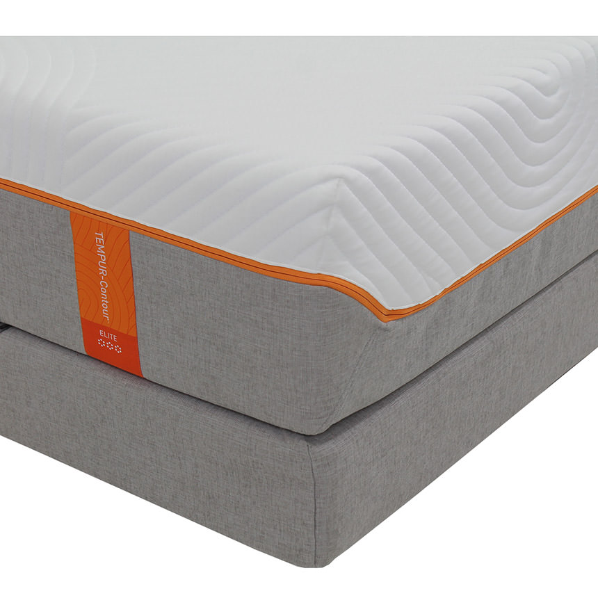 Contour Elite Memory Foam Full Mattress Set  alternate image, 3 of 6 images.