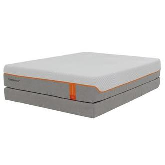 Contour Elite Full Memory Foam Mattress w/Regular Foundation by Tempur-Pedic