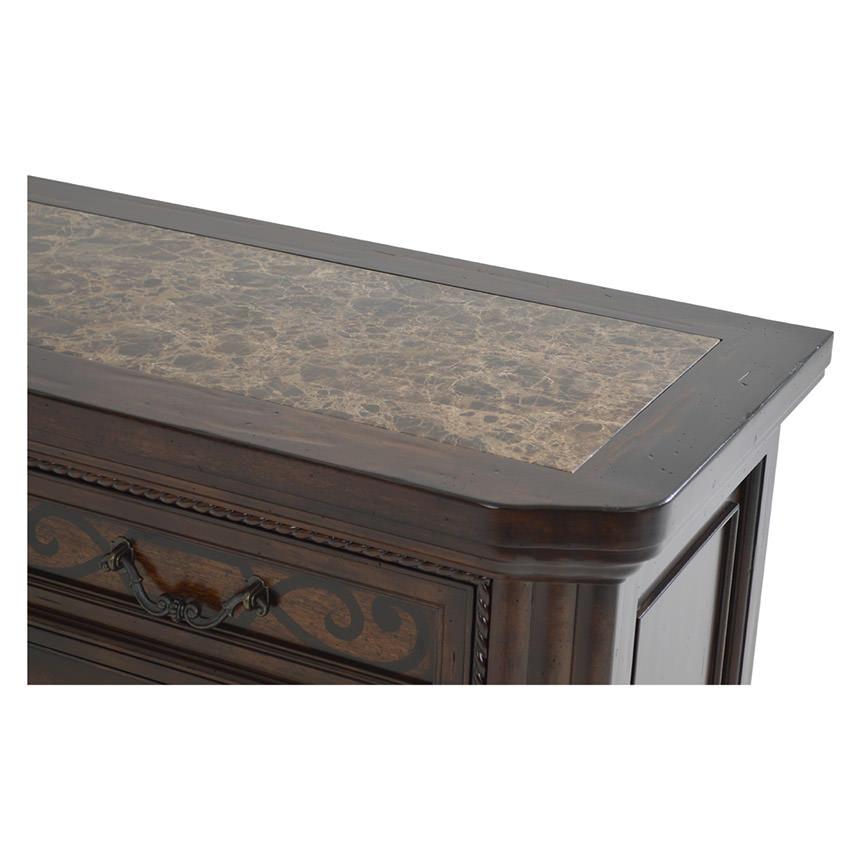 Opulent buffet el dorado furniture for Sideboard xenia