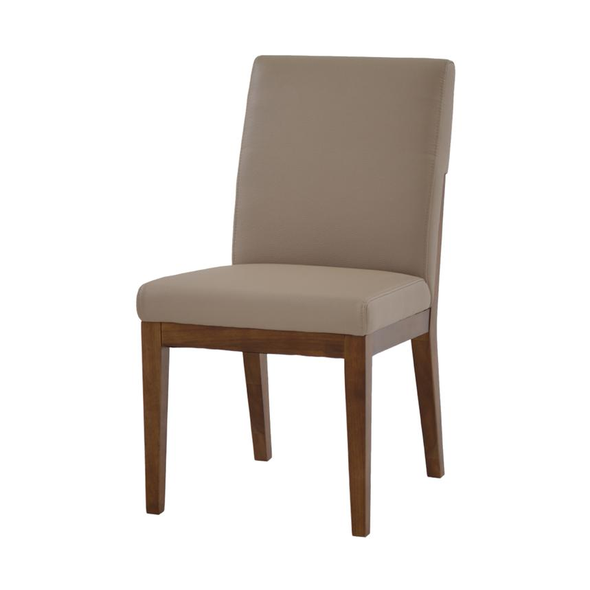 Suria Taupe Side Chair  alternate image, 3 of 7 images.