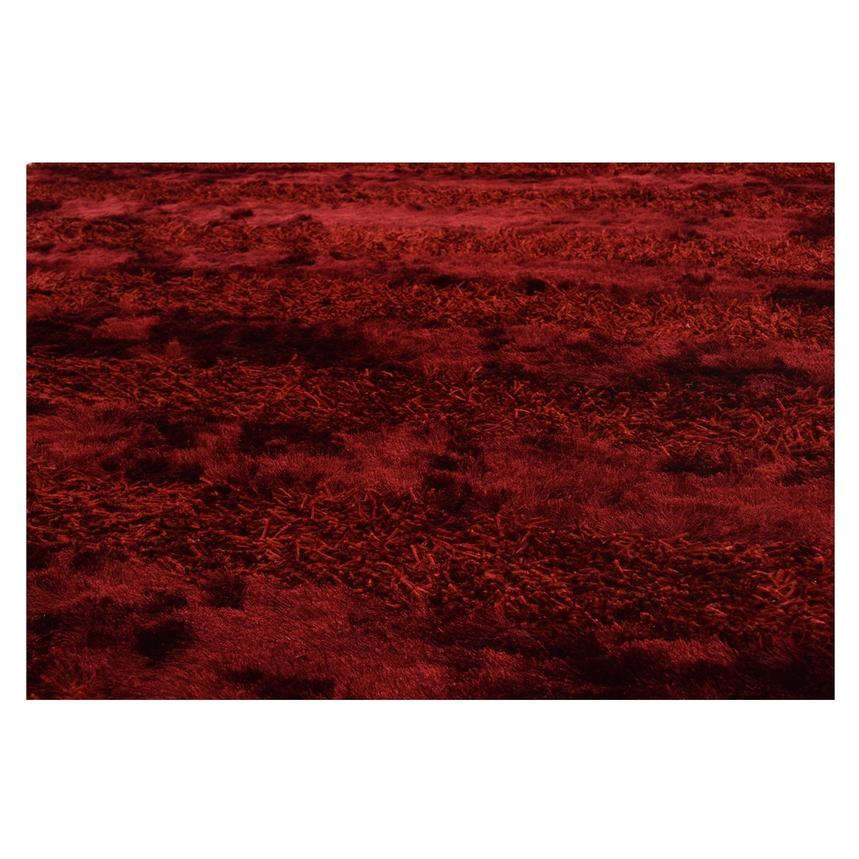 Fusion Red 5' x 8' Area Rug  alternate image, 4 of 6 images.