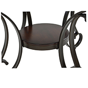 Glambrey 5-Piece Casual Dining Set  alternate image, 5 of 9 images.