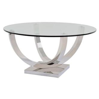 Onyx Round Dining Table