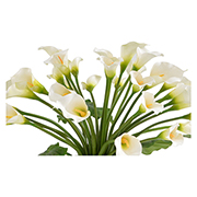 Bouquet of White Lilies Flower Arrangement  alternate image, 2 of 3 images.