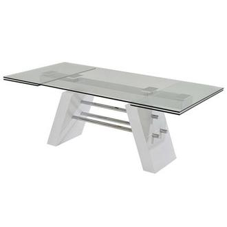 Slide Extendable Dining Table