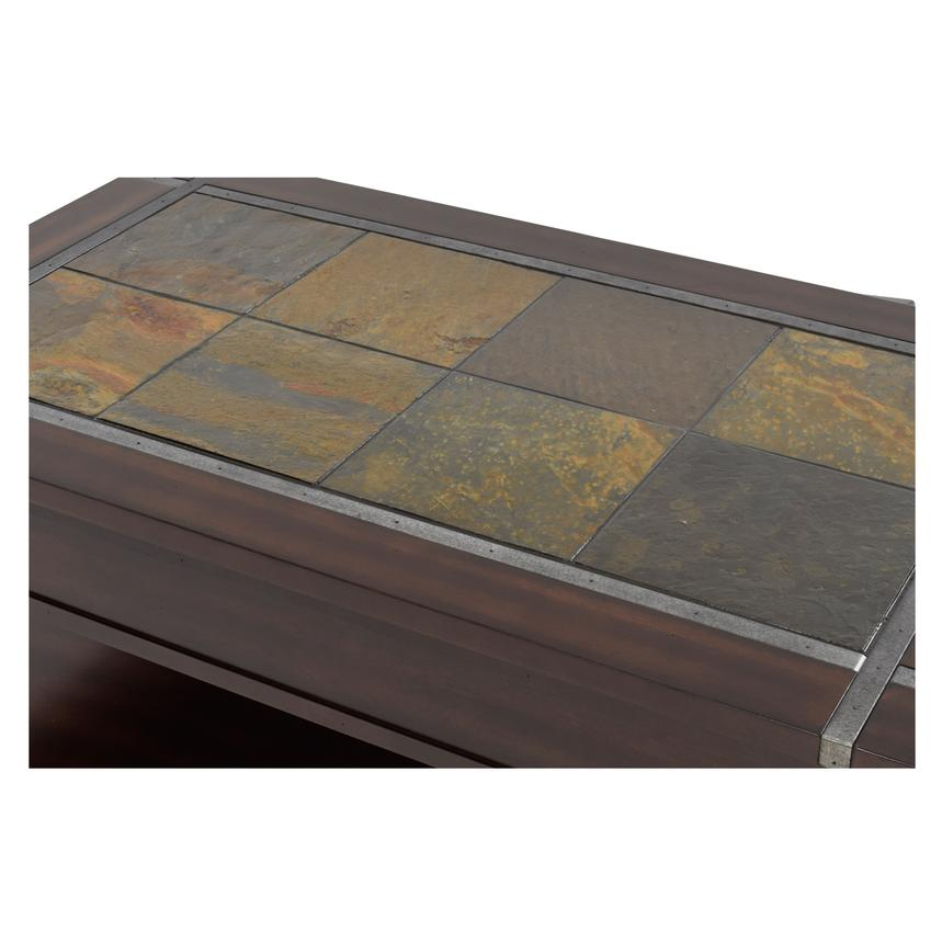 Roanoke Lift Top Coffee Table W/Casters Alternate Image, 4 Of 6 Images.