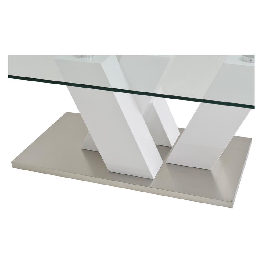 Solimar White Coffee Table  alternate image, 3 of 3 images.