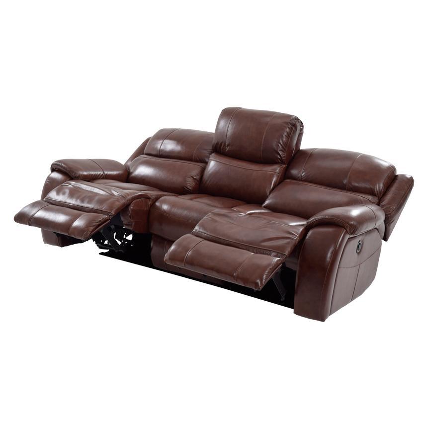Abilene Power Motion Leather Sofa Alternate Image, 3 Of 8 Images.