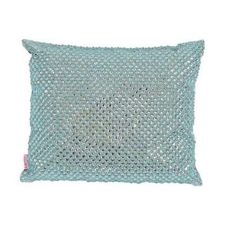 Dolce Blue Accent Pillow
