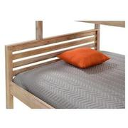 Montauk Natural Twin Over Full Bunk Bed Made in Brazil  alternate image, 7 of 7 images.