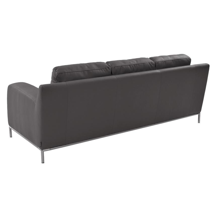 Cantrall Gray Sofa  alternate image, 3 of 6 images.