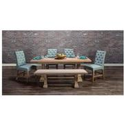 Hudson/Beltran 5-Piece Formal Dining Set  alternate image, 2 of 11 images.