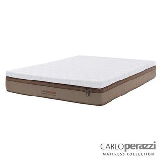 Naples Hybrid Twin XL Mattress by Carlo Perazzi