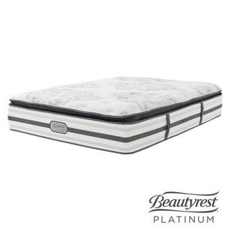 Stone Mountain Full Mattress by Simmons Beautyrest Platinum