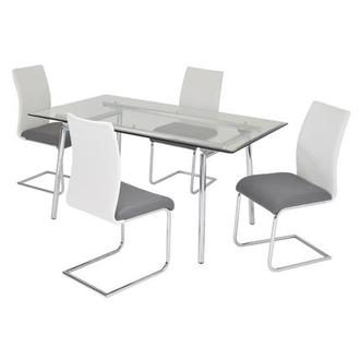 Colleen 5-Piece Casual Dining Set