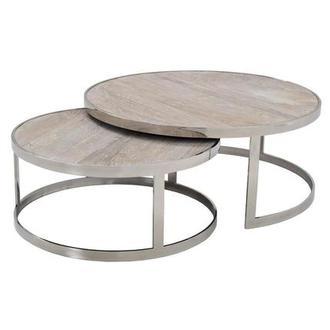 Briar Nesting Tables Set of 2  sc 1 st  El Dorado Furniture & Living Rooms - Coffee Tables | El Dorado Furniture