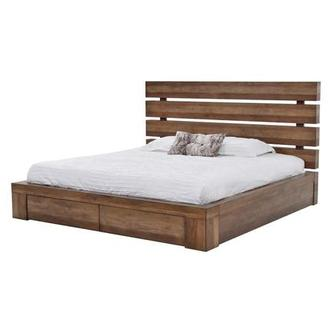 Epicenters King Storage Bed