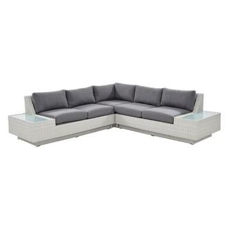 Ft.Meyers Gray Sofa