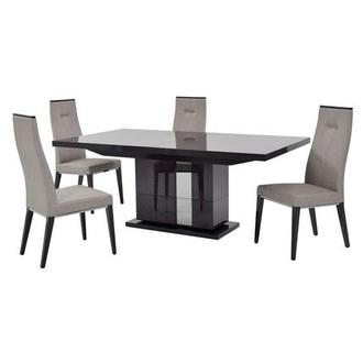 Heritage 5-Piece Formal Dining Set Made in Italy