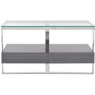 Calypso Gray Console Table