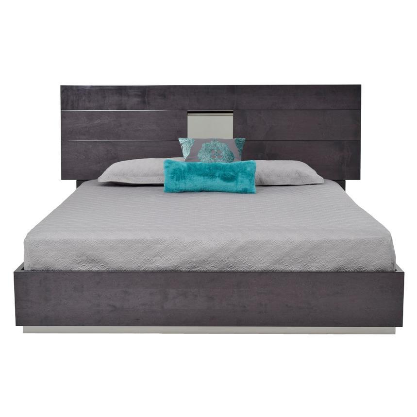 king platform bed. Exellent Bed Heritage King Platform Bed Made In Italy Alternate Image 3 Of 6 Images In