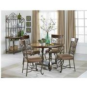 Bombay 5-Piece Casual Dining Set  alternate image, 2 of 12 images.