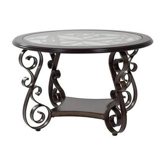 Bombay Round Dining Table