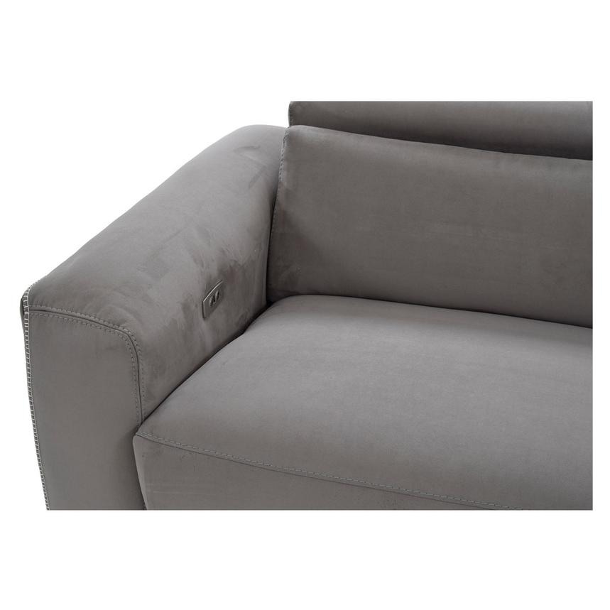 Bay Harbor Power Motion Sofa w/Right & Left Recliners  alternate image, 8 of 10 images.