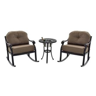 Castle Rock 3-Piece Patio Set