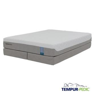Cloud Prima Memory Foam King Mattress Set w/Regular Foundation by Tempur-Pedic