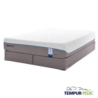 Cloud Supreme Breeze Memory Foam King Mattress Set w/Regular Foundation by Tempur-Pedic