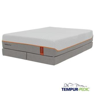 Contour Rhapsody Luxe Memory Foam King Mattress Set w/Low Foundation by Tempur-Pedic