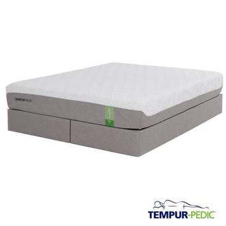 Tempur-Flex Prima Memory Foam King Mattress Set w/Low Foundation by Tempur-Pedic