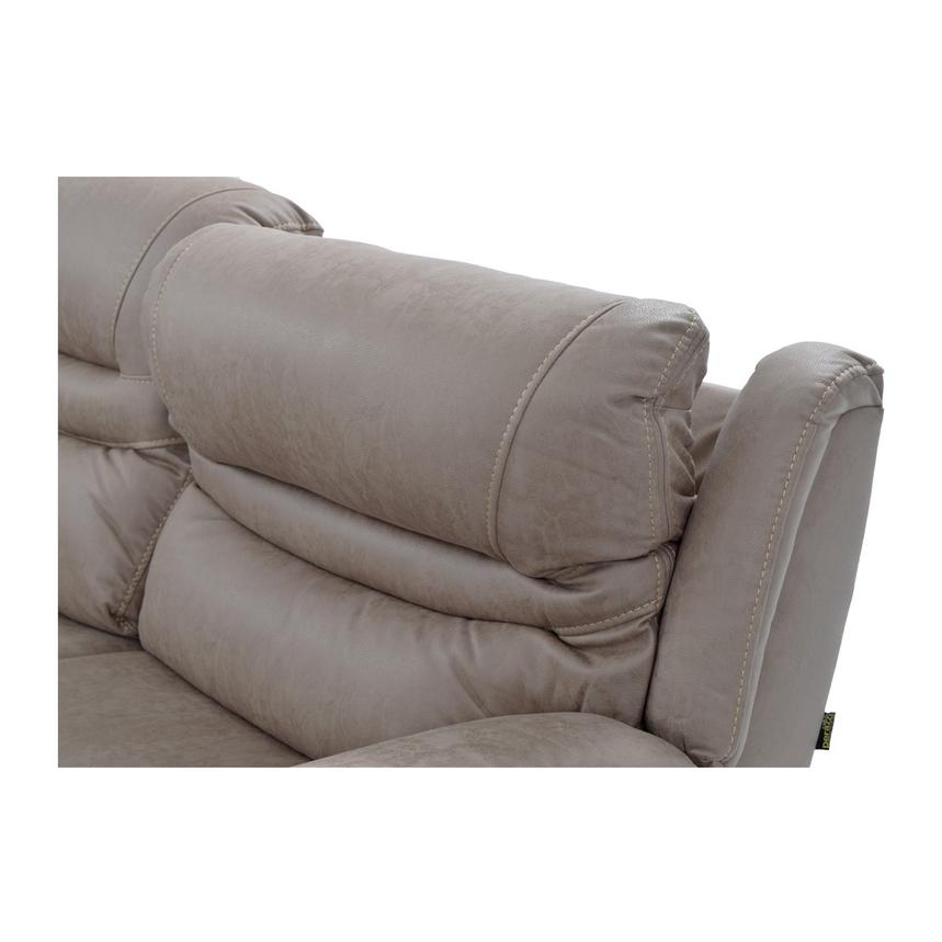 Dan Power Motion Sofa w/Right & Left Recliners  alternate image, 9 of 10 images.