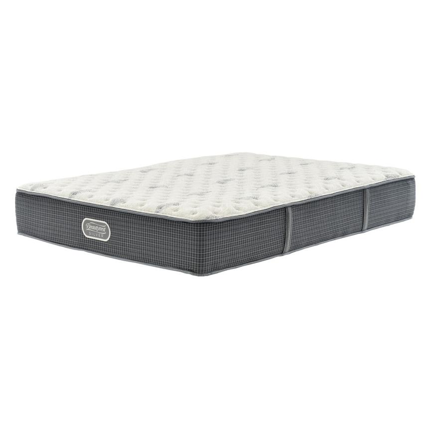 Bay Point Full Mattress by Simmons Beautyrest Silver  main image, 1 of 5 images.