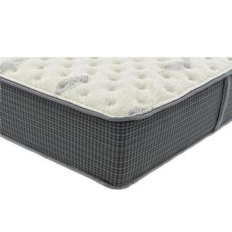 Bay Point Twin Mattress by Simmons Beautyrest Silver